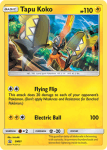 Sun and Moon Promo card SM31