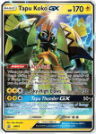 Sun and Moon Promo card SM33