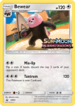 Sun and Moon Promo card SM49
