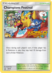 Sun and Moon Promo card SM78