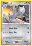 Diamond and Pearl Great Encounters card 55