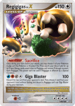Diamond and Pearl Stormfront card 100