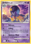 Diamond and Pearl Stormfront card 16