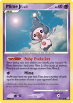 Diamond and Pearl card 90