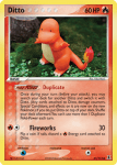 EX Delta Species card 61