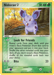 EX FireRed and LeafGreen card 70