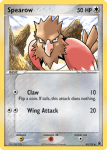 EX FireRed and LeafGreen card 81