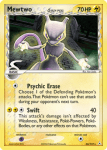 EX Holon Phantom card 24