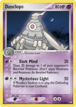 EX Power Keepers card 14