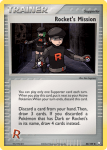 EX Team Rocket Returns card 88