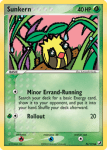 EX Unseen Forces card 76