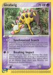 EX Dragon card 16