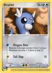 EX Dragon card 26