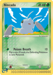 EX Dragon card 66