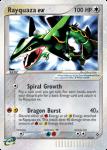 EX Dragon card 97