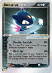 EX Ruby and Sapphire card 103