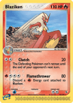 EX Ruby and Sapphire card 15