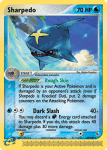 EX Ruby and Sapphire card 22