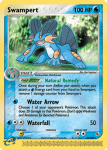 EX Ruby and Sapphire card 23