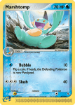 EX Ruby and Sapphire card 40
