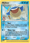EX Ruby and Sapphire card 48
