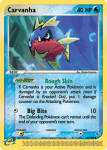 EX Ruby and Sapphire card 51
