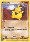 EX Ruby and Sapphire card 58