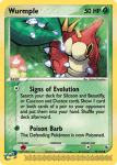 EX Ruby and Sapphire card 78
