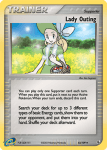 EX Ruby and Sapphire card 83