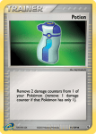 EX Ruby and Sapphire card 91