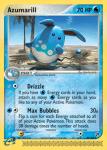 EX Sandstorm card 30