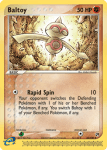 EX Sandstorm card 32