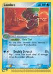 EX Sandstorm card 45