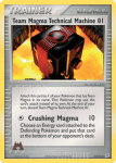 EX Team Magma vs Team Aqua card 84