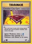 Gym Challenge card 113
