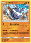 Sun and Moon Lost Thunder card 117
