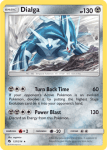 Sun and Moon Lost Thunder card 127