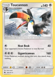 Sun and Moon Lost Thunder card 166