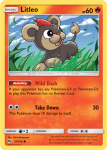 Sun and Moon Lost Thunder card 50