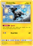 Sun and Moon Lost Thunder card 82