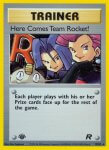 Team Rocket card 15