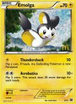 Pokemon McDonald's Collection 2012 card 6