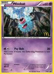 Pokemon McDonald's Collection 2012 card 7