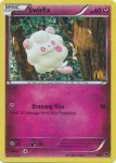 Pokemon McDonald's Collection 2014 card 9