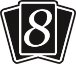 Eighth Edition Magic Card Set Symbol