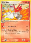 Pokemon POP Series 1 card 1