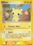 Pokemon POP Series 1 card 12