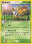 Pokemon POP Series 1 card 6