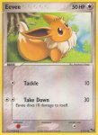 Pokemon POP Series 3 card 13