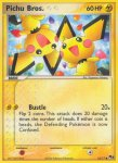 Pokemon POP Series 3 card 16